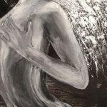 buste de femme nue