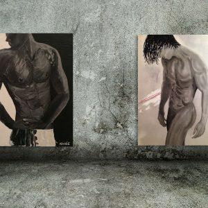tableaux d'hommes