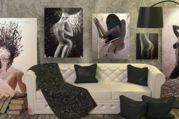exposition de tableaux de femmes